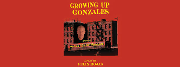 Growing Up Gonzales is a bittersweet one man comedy in New York of two brothers growing up in the Bronx. Book tickets for Growing Up Gonzales in new York here!