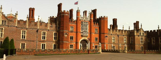 Hampton Court Palace outside London is much more than Henry VIII, and well worth a visit. Entrance tickets to Hampton Court Palace can be bought here!