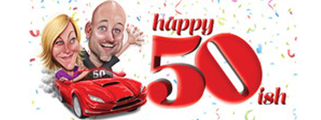 Happy 50ish, the musical comedy in New York that proves you haven't lived until you've had a mid-life crisis. Book your tickets for Happy 50ish here!