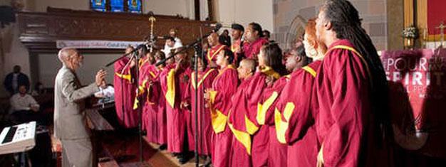 Afbeeldingsresultaat voor Harlem gospel