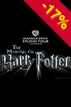 Tickets to Harry Potter & Warner Bros. -studiokierros