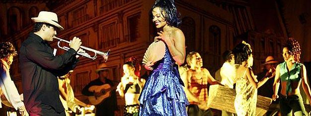 Havana Rakatan återvänder till London, efter publikens önskemål. Havana Rakatan är en fantastisk resa genom Kubas dans- och musikhistoria. Biljetter här!
