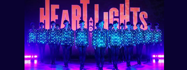 Heart and Lights is celebrating New York at legedary Radio City Music Hall. Book tickets to Heart and Lights on Broadway in New York here!