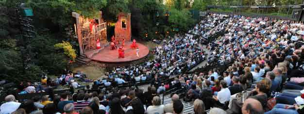 Hobson's Choice in London is a part of this years Open Air Theatre in Regents Park. Book your tickets for Hobson's Choice in London ere!