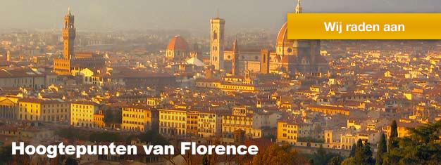 Deze tour is de perfecte introductie van een van de meest schitterende Europese steden, Florence. Jouw informatieve gids leidt je rond langs de hoogtepunten van Florence.