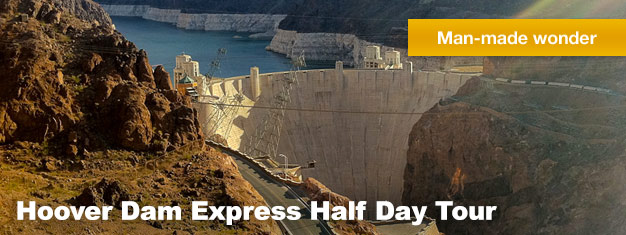 Hoover Dam Tour Discount Tickets