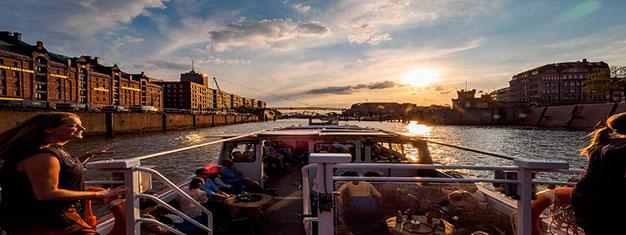 Her kan du finde billetter til næsten alt i Hamborg: Sightseeingture, attraktioner, seværdigheder og cruise. Bestil dine billetter online!