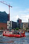 Hamborg Hop-af Hop-på cruise