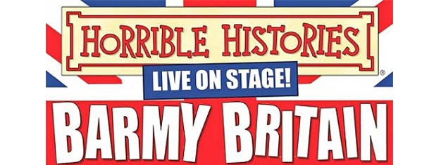 Oplev afskyelige London! BSC præsenterer verdenspræmieren på BARMY BRITAIN. Billetter til Horrible Histories - Barmy Britain i London her!