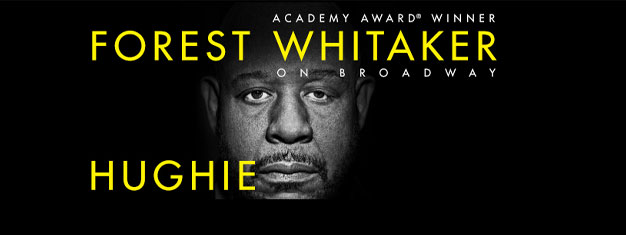Hughie on Broadway in New York is a rarely seen theatrical masterpiece with Academy Award® winner Forest Whitaker. Book your tickets for Hughie in NYC here!