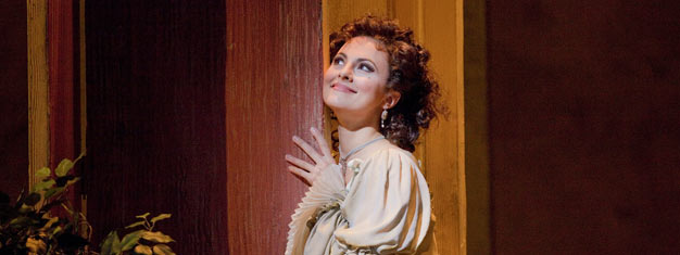 Now you can experience the popular opera Il Barbiere di Siviglia (The Barber of Seville) by Gioachino Rossini at the Metropolitan Opera House. Book online!