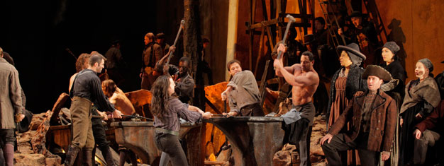 Book your tickets for Verdi's masterpiece Il trovatore at the Metropolitan Opera House in New York Here!