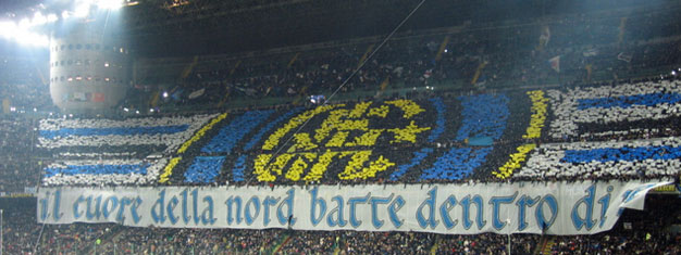 Inter Milan vs Bologna at Stadio San Siro Meazza on 2019-02-02 - 2019-02-03