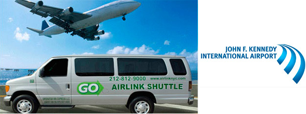Order cheap and convenient shared transfer between JFK airport and your hotel on Manhattan. Cheaper than a taxi! Book your airport transfer today!