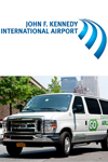 門票 JFK Airport Transfer: Shared Transfer