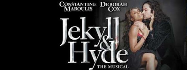 Jekyll & Hyde the Musical er tilbage på Broadway efter sin turne. Billetter til Jekyll and Hyde the Musical på Broadway i New York kan bestilles her!