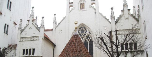 Wycieczka po Żydowskiej Pradze to podróż z przewodnikiem przez interesujące i autentyczne dzielnice żydowskiej Pragi. Kup bilety tutaj!