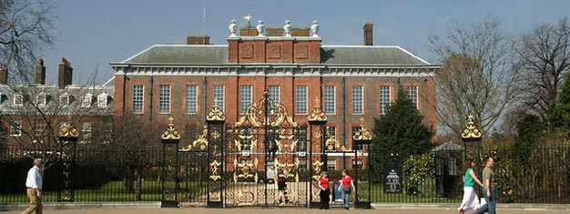 Visit the beautiful Kensington Palace in the heart of London, it's bursting with history and has many activities for the whole family! Book tickets here!