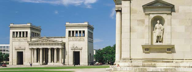 Enjoy a combined bus and walking tour and learn about Munich under World War II, National Socialism and the German resistance movement. Book your tour here.