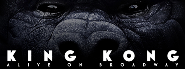 Don't miss this larger-than-life encounter with a legend that's always been too big to contain. Book your tickets for King Kong on Broadway here!
