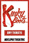 Tickets to Kinky Boots