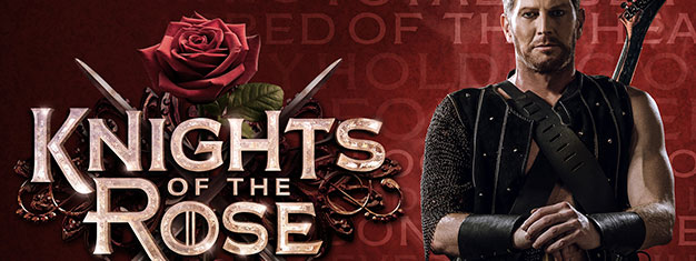 Knights of the Rose is een klassieke rockmusical van Shakespeare-proporties. Kom dit zien in het Arts Theatre in London. Boek uw tickets online!