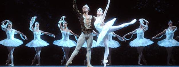 La Bayadère Marius Petipa's berømte ballet på Royal Opera House i London. Billetter til La Bayadère i London kan bestilles her!