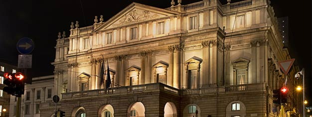 Teatro alla Scala in Milan is one of the world's most famous and beautiful opera houses in the world. Book your tickets for La Scala in Milano here!