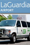 Tickets to LaGuardia Airport Transfer: Shared Transfer