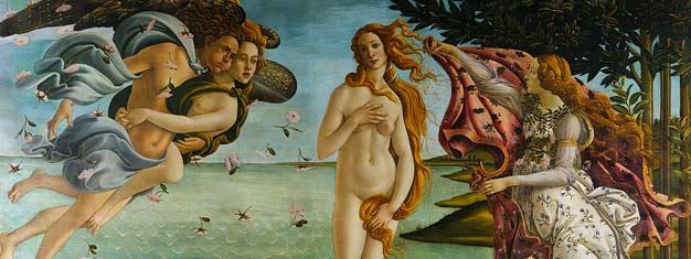 Uffizin galleria on ehdoton nähtävyys. Tässä taidemuseossa on maailman upeimpia Italian renesanssin aikaisia taideteoksia. Varaa kierroksesi netistä ja pääset galleriaan jonon ohi!