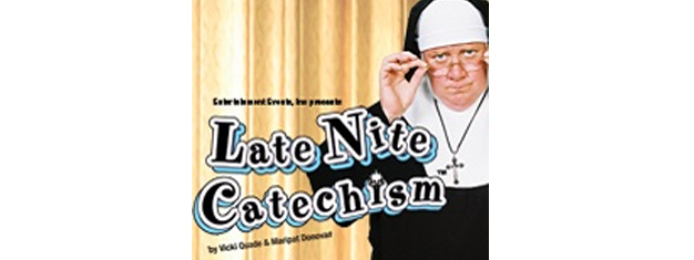 Late Nite Catechism returns to Off Broadway after more than a 5 year run through 410 cities around the world. Book tickets for Late Nite Catechism in New York here!