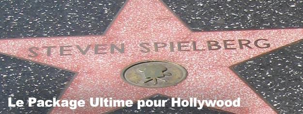 La Package Ultime pour Hollywood inclus des billets pour: La Visite des Maisons de Stars, Un Pass 24h pour Bus (Hop-On Hop-Off) ainsi qu'un billet d'entrée pour le Musée de Madame Tussauds.