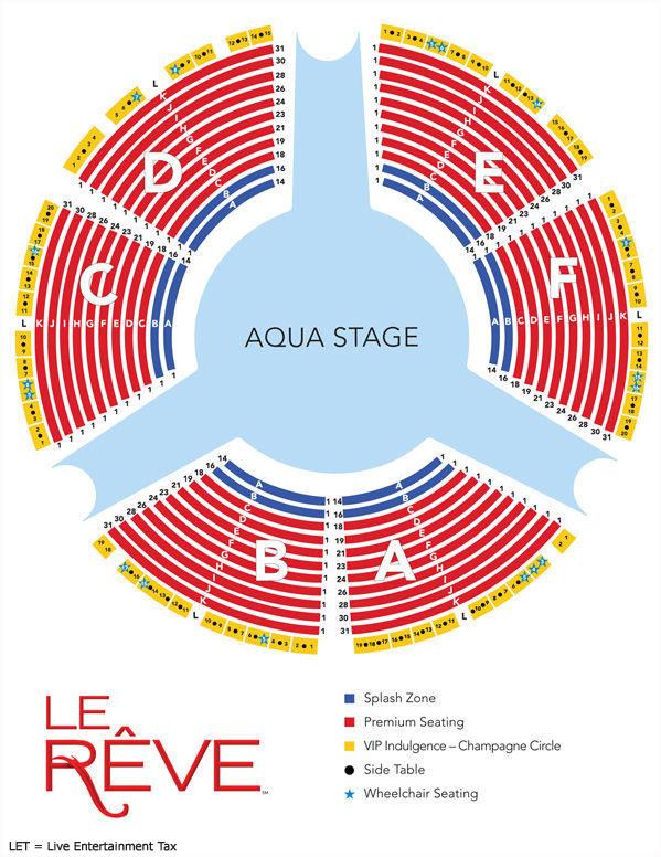 Le Reve Theater