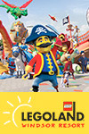 Tickets to Legoland Windsor