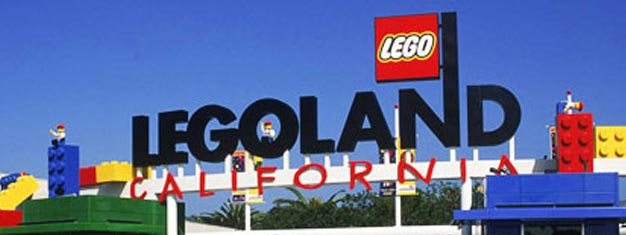 There are lots of fun activities for the whole family at Legoland: More than 60 thrilling rides, shows and attractions geared toward kids age 2-12. Buy now!