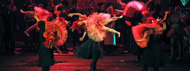 Oplev Les Contes d'Hoffmann om den fortabte poet Hoffmann af Jacques Offenbach på the Metropolitan Opera. Køb dine billetter her.