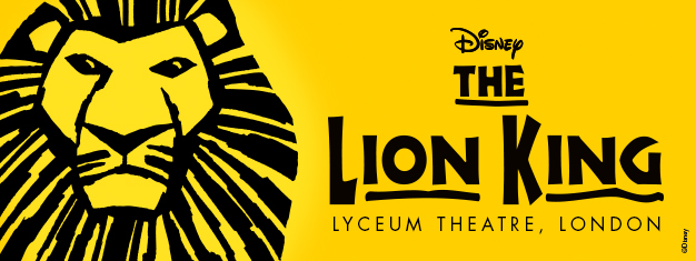 The Lion King i London er en forbløffende Disney-musikal for hele familien, med musikk av Elton John. Kjøp teaterbilletter til The Lion King i London her!