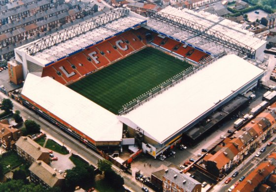 Stadio Anfield. LondraCalcio.it