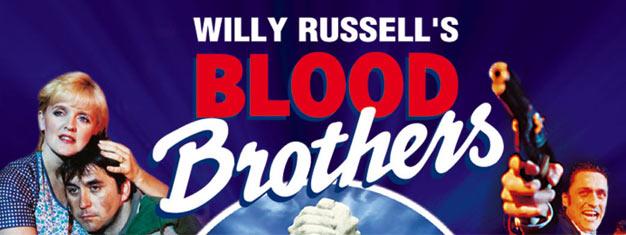 """""""Blood Brothers"""" em Londres é um verdadeiro clássico! 25 anos em West End e """"Blood Brothers"""" mantém o sucesso. Compre aqui bilhetes!"""