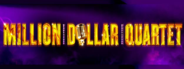 A smash hit on Broadway and in Chicago, MILLION DOLLAR QUARTET finally opens in London. Get tickets for the musical MILLION DOLLAR QUARTET in London here!