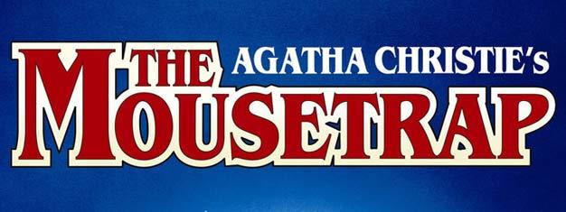 Näe Agatha Christien legendaarinen ja jännittävä murhamysteeri, The Mousetrap. Sitä on esitetty yli 60 vuoden ajan Lontoon West Endissä. Osta lippusi netistä!