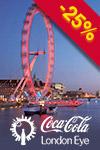 Tickets to London Eye: entrébiljetter