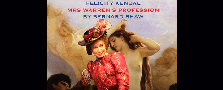 Oplev Bernard Shaw's provokerende komedie Mrs. Warren's Profession på Comedy in London. Billetter til Mrs. Warren's Profession i London købes her!