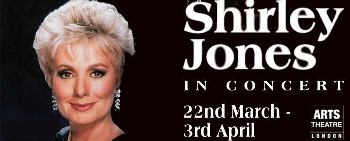 Legendarna dama Hollywood i Broadwayu Shirley Jones debiutuje w Wielkiej Brytanii w Arts Theatre, dając tylko 12 koncertów. Bilety tutaj!