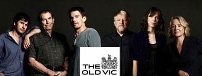 The Old Vic i London är mötespunkt för The Bridge Project och Winter's Tale som sammanför Londons och New Yorks största skådespelartalanger. Boka biljett här!