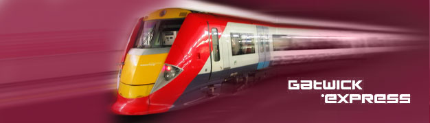 Gatwick Express One Way, London to Airport, Kind