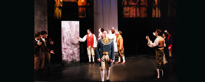 See Danton's Death in London. Danton's Death about the French Revolution in 1794. Buy tickets to Danton's Death in London here!