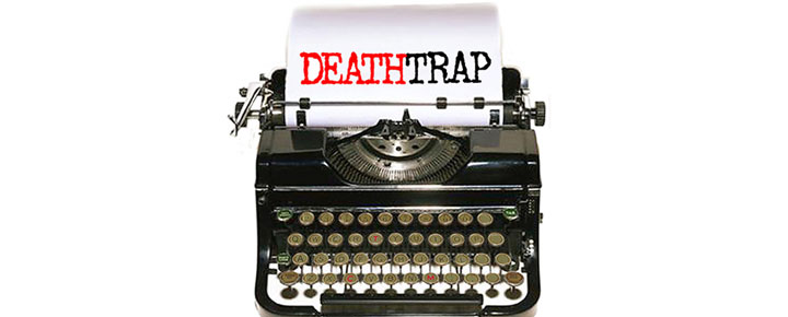 See Deathtrap in London. See this celebrated thriller - Deathtrap is to die for! See Deathtrap in London. Buy your tickets here!