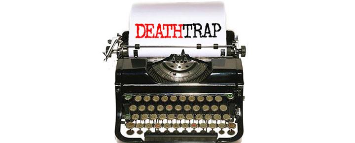 Se Deathtrap i London. Denne hyldede gyser er til at dø for! Se Deathtrap i London. Køb dine billetter her!