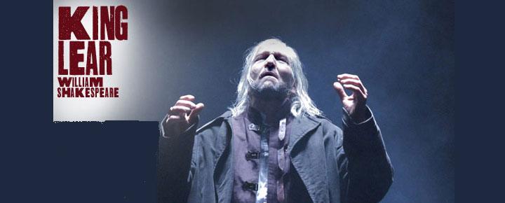 Shakespeare's King Lear på Stratford Upon Avon. Shakespeare's store tragedie spilles på Stratford Upon Avon. Køb billetter her!